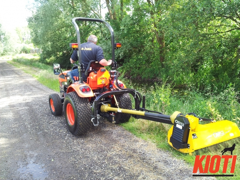 Kioti CK22 - CK22 Plus