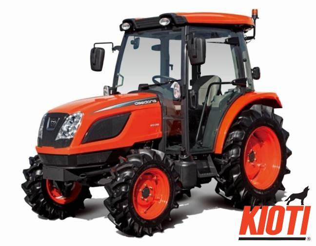 Kioti NX 4510 - NX6010