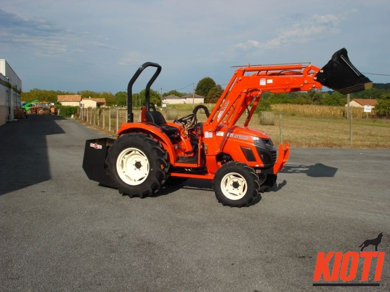 Kioti DS4110 - DS4510