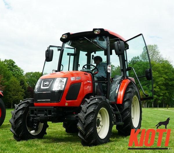 Kioti RX6020 - RX7320