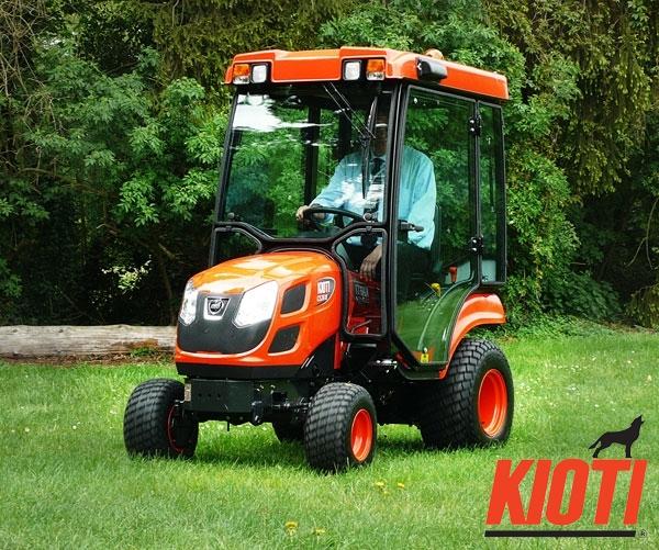 Kioti CS2610